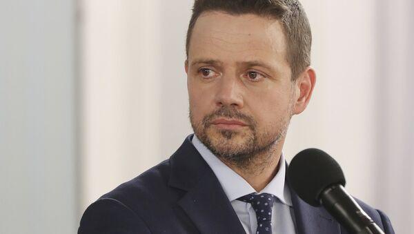 Rafał Trzaskowski - Sputnik Polska