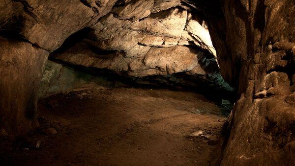 Jaskinia - Sputnik Polska