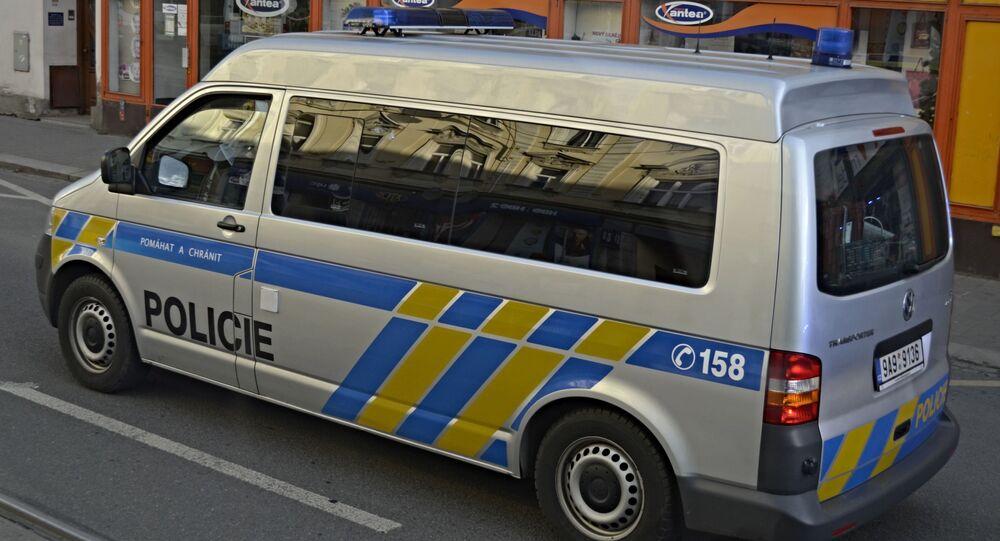 Czeska policja.