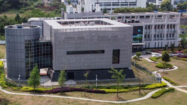 Instytut Wirusologii w Wuhan, Chiny - Sputnik Polska