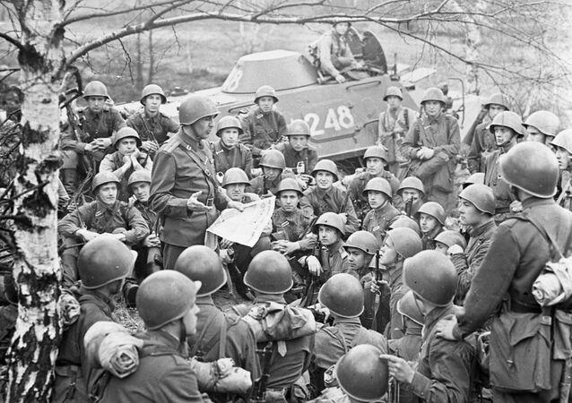 Ćwiczenia wojsk radzieckich w NRD, 1970 rok