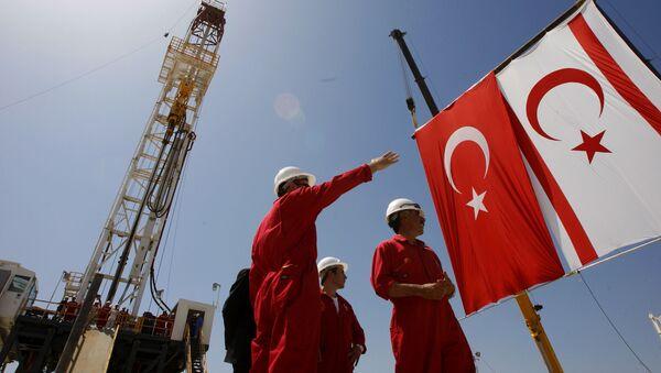 Turecka firma naftowa Turkish Petroleum - Sputnik Polska