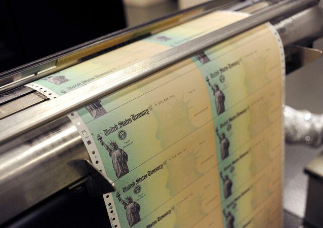 Amerykańskie obligacje skarbowe