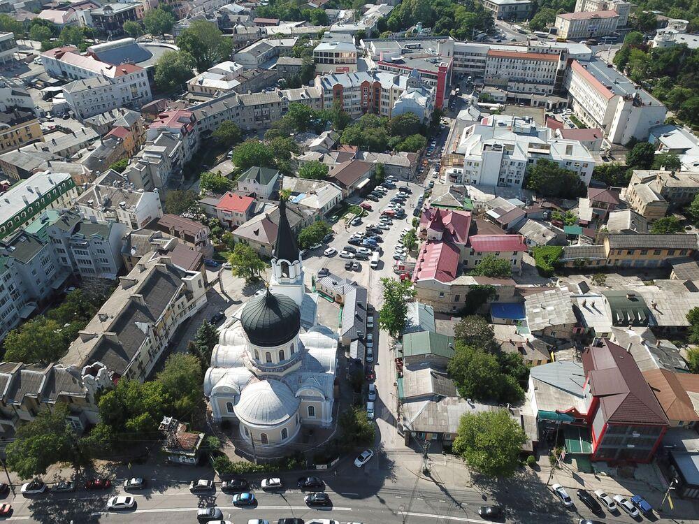 Sobór Świętych Piotra i Pawła w Symferopolu