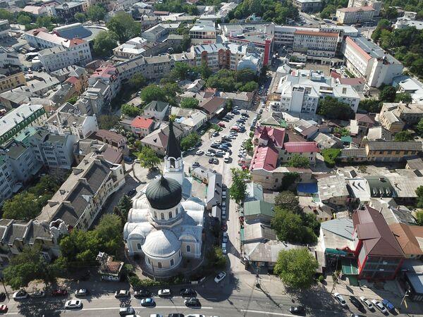 Sobór Świętych Piotra i Pawła w Symferopolu - Sputnik Polska