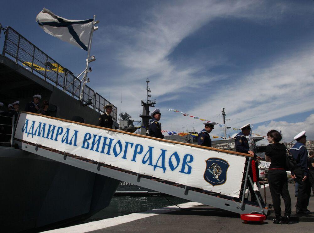 """Okręt """"Admirał Winogradow"""""""