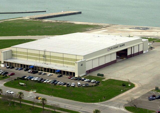 Baza lotnicza marynarki wojennej USA Corpus Christi w Teksasie