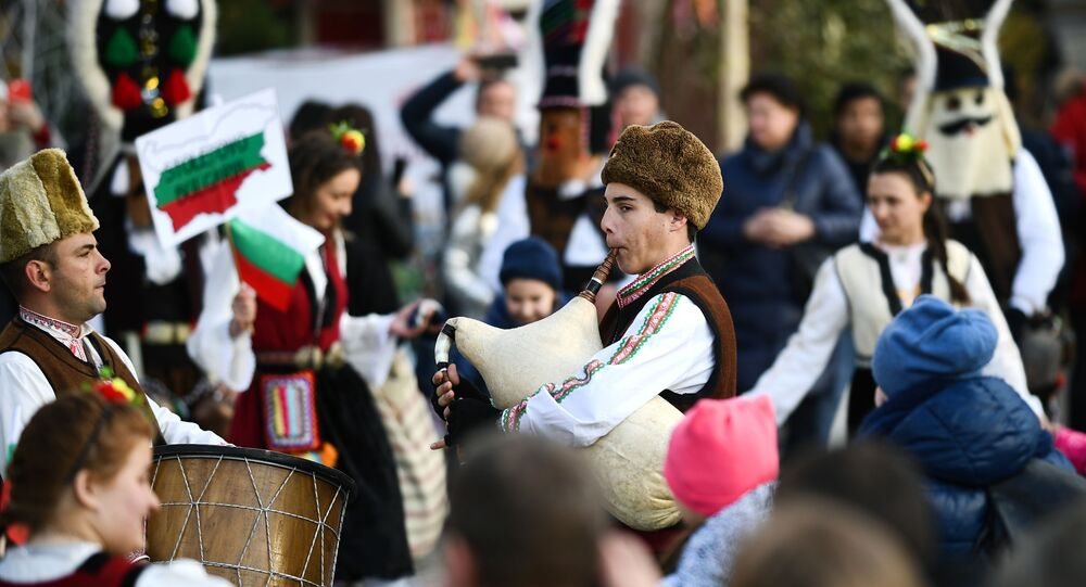 Bułgarskie tradycje