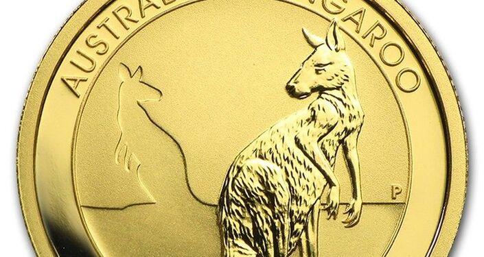 "Moneta australijska ""Kangur"