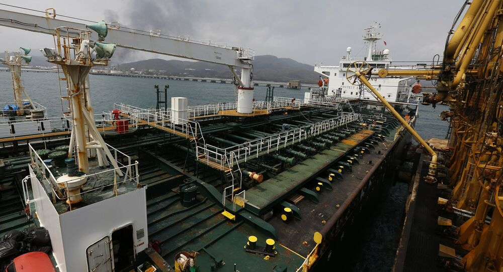 Irański tankowiec Fortune