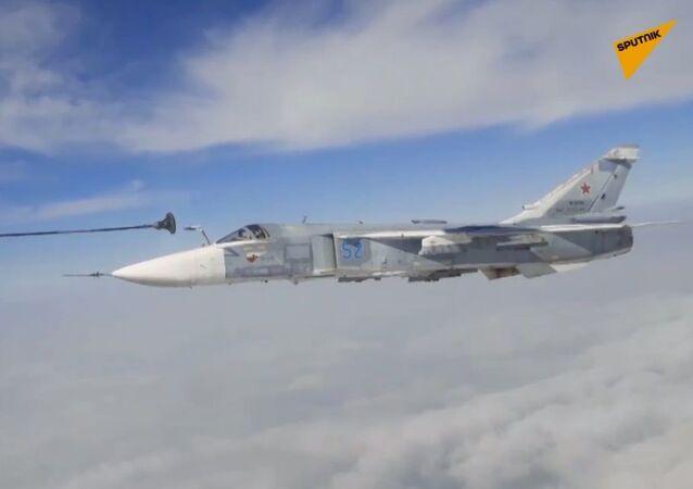 Bombowce Su-24 M