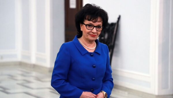 Marszałek Sejmu Elżbieta Witek - Sputnik Polska