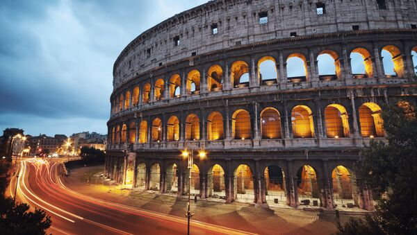 Koloseum w Rzymie - Sputnik Polska