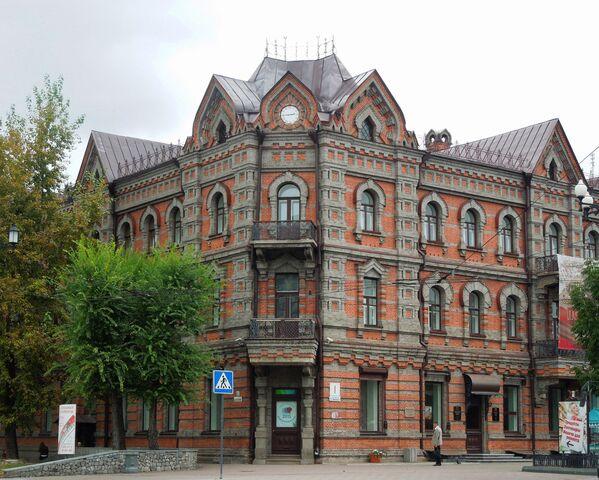 Dalekowschodnia państwowa biblioteka naukowa w Chabarowsku  - Sputnik Polska