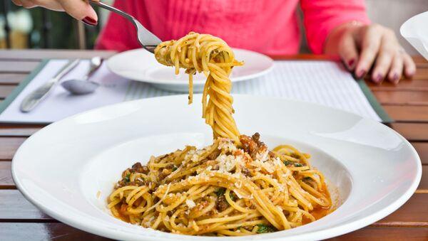 Spaghetti bolognese - Sputnik Polska