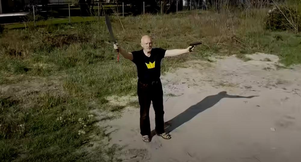 Janusz Korwin-Mikke w #Hot16Challenge