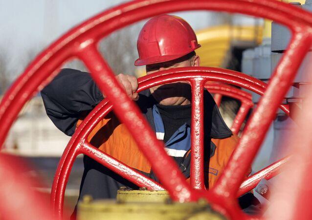 Tranzyt gazu przez rurociąg Jamał-Europa znowu zawieszony