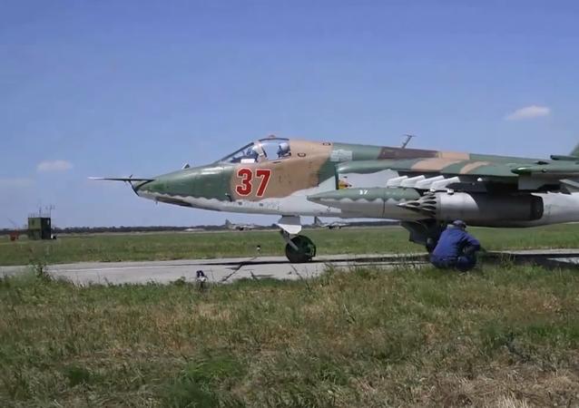 Lotnictwo Południowego Okręgu Wojskowego rozpoczyna przygotowania do Defilady Zwycięstwa