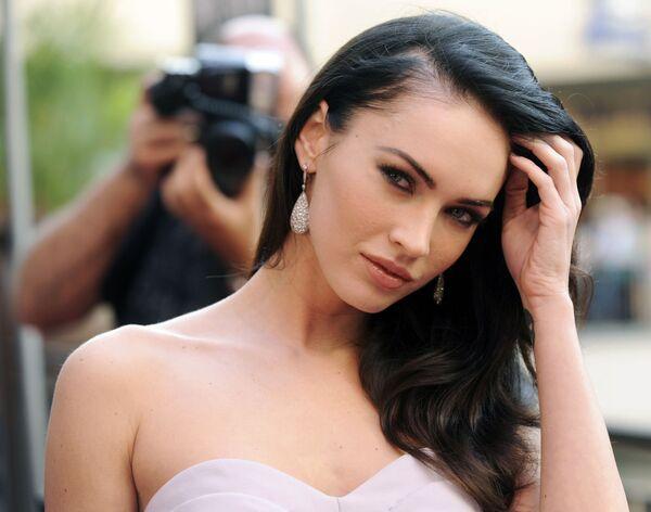 Modelka i aktorka Megan Fox - Sputnik Polska