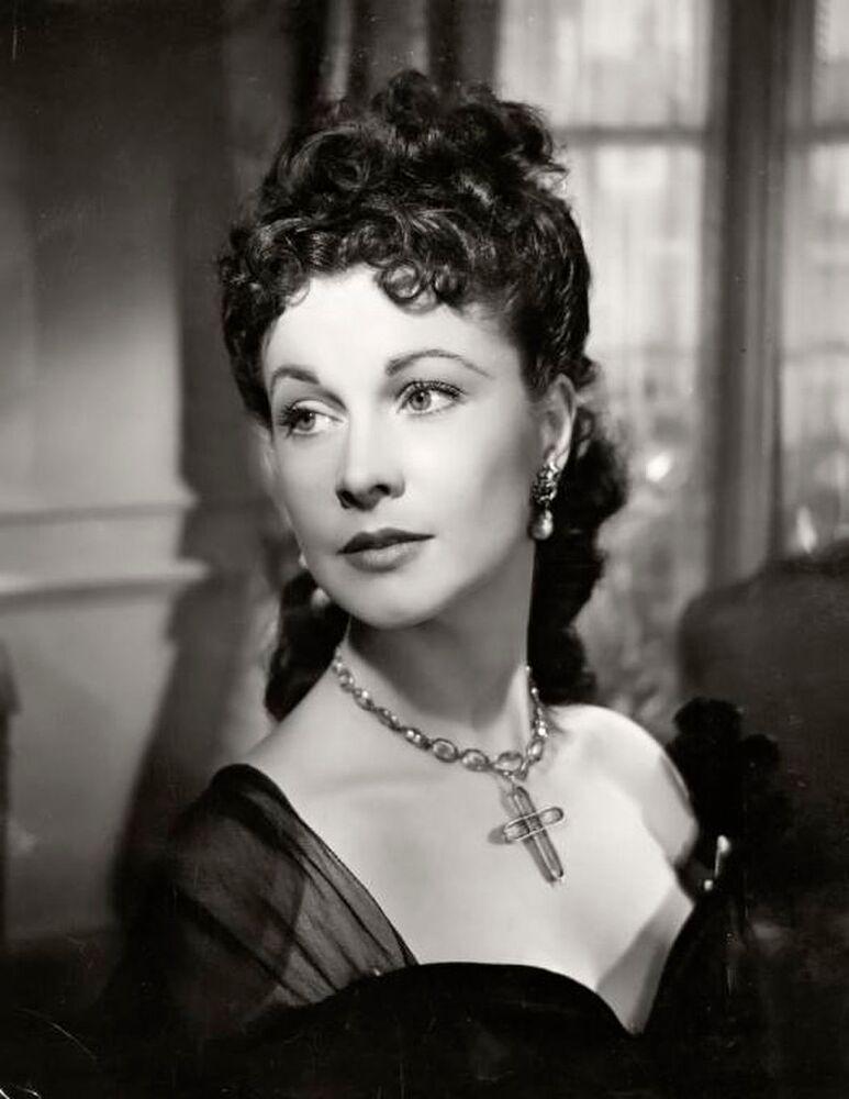 Brytyjska aktorka Vivien Leigh, 1948 rok