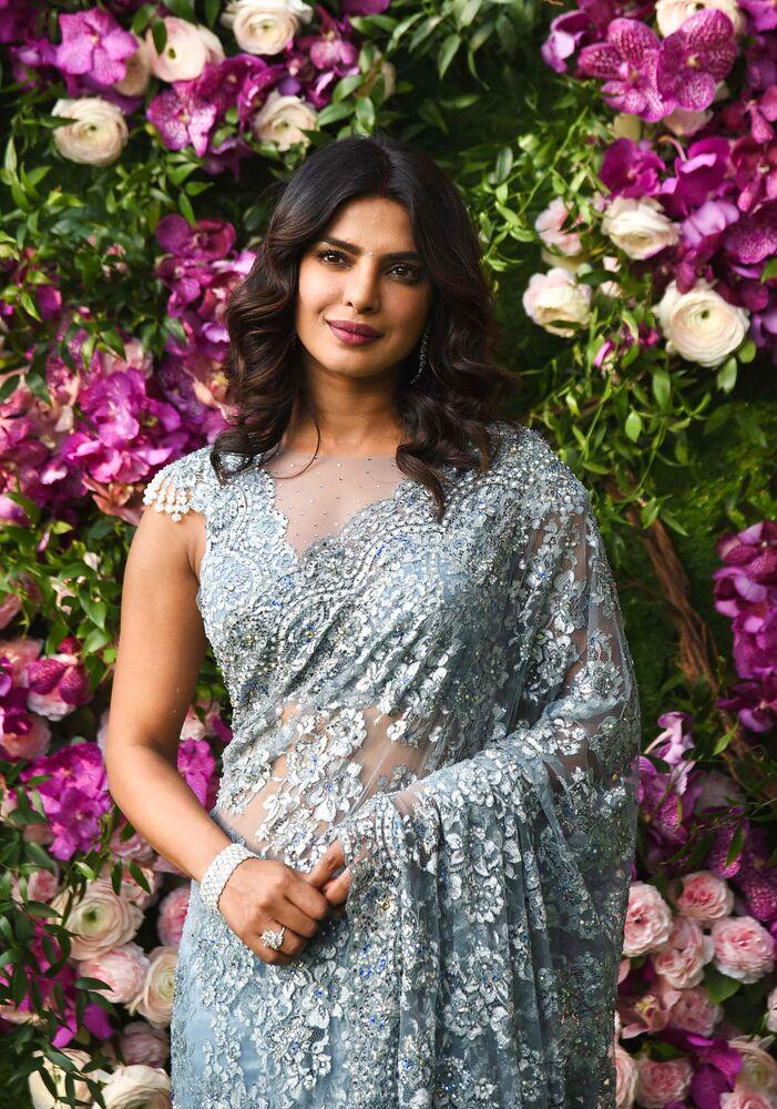 Indyjska aktorka i modelka Priyanka Chopra