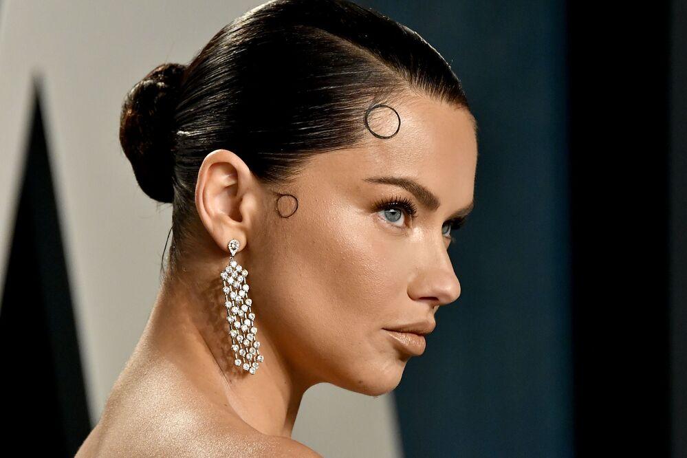 Modelka Adriana Lima