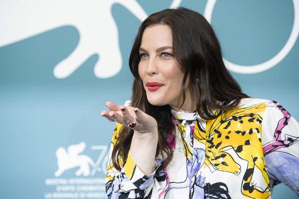 Aktorka Liv Tyler - Sputnik Polska