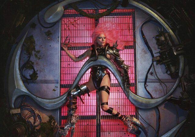 Okładka nowego albumu Lady Gagi Chromatica
