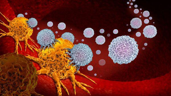 Immunoterapia raka. - Sputnik Polska
