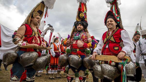 Festiwal w Elin Pelin w Bułgarii - Sputnik Polska