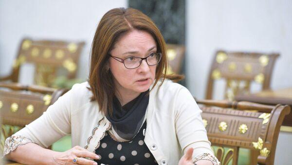Elwira Nabiullina - Sputnik Polska