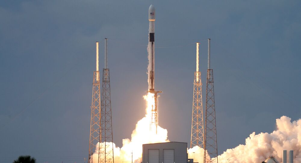 Start Falcon 9 w 2019