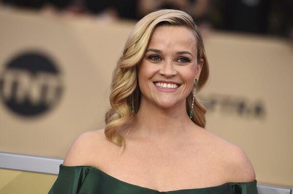 Aktorka Reese Witherspoon  - Sputnik Polska