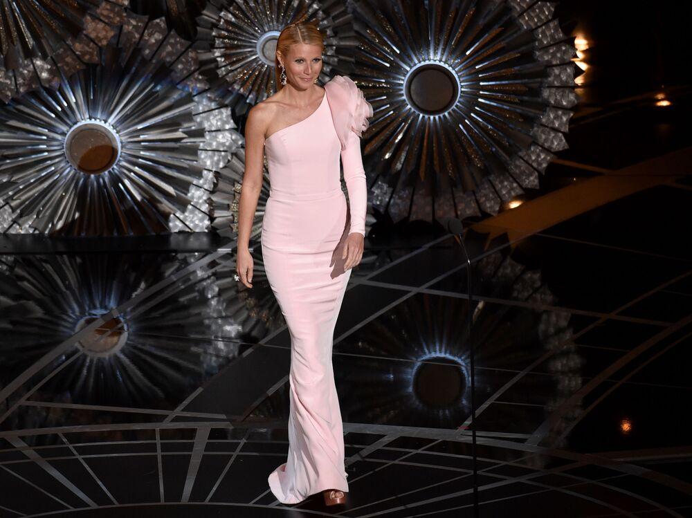 Aktorka Gwyneth Paltrow