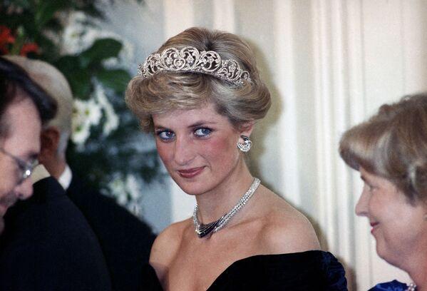 Księżna Diana, 1987 rok  - Sputnik Polska