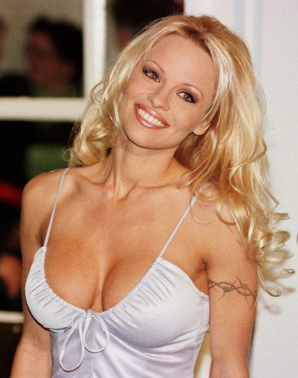 Aktorka Pamela Anderson - Sputnik Polska