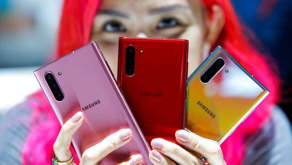 Samsung Galaxy Note 10 - Sputnik Polska