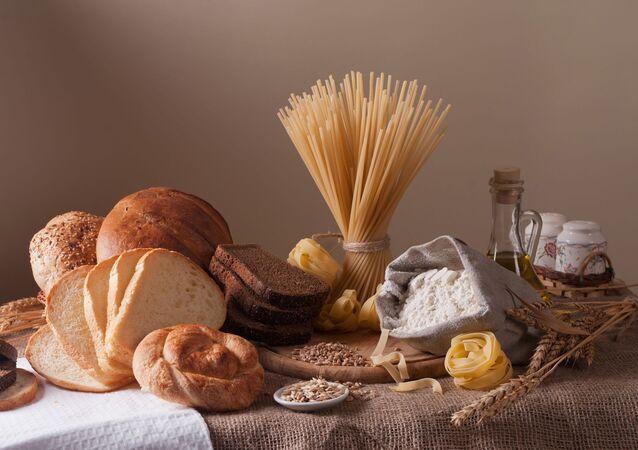 Produkty zawierające gluten