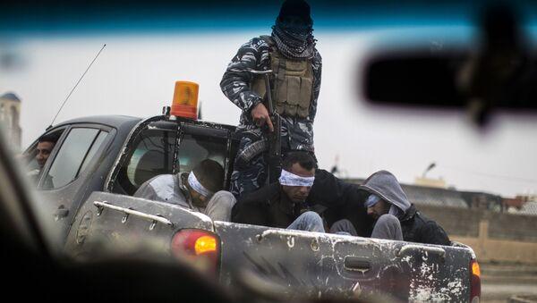 Siły Mobilizacji Ludowej Al-Haszd asz-Szabi - Sputnik Polska