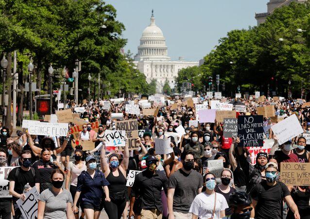 Marsz w Waszyngtonie