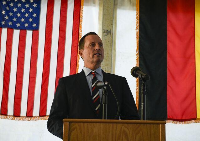 Ambasador USA w Niemczech Richard Grenell