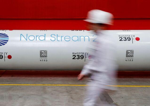 Projekt gazociągu Nord Stream 2