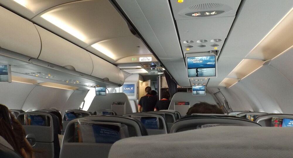 Pokład samolotu