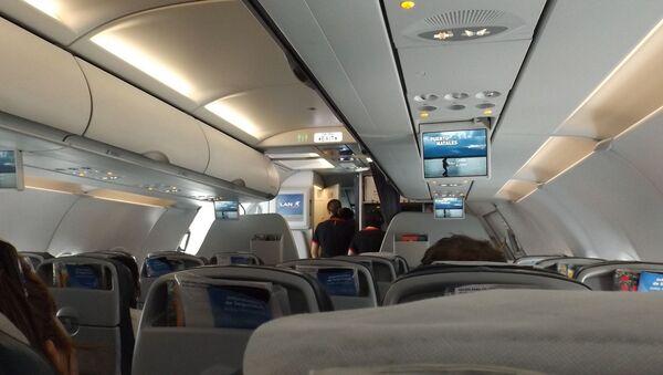 Pokład samolotu - Sputnik Polska