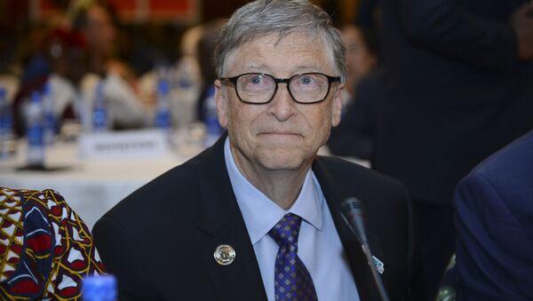 Amerykański przedsiębiorca Bill Gates - Sputnik Polska