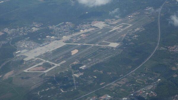 Amerykańska baza lotnicza Ramstein w Niemczech - Sputnik Polska