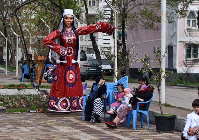 Duszanbe, Tadżykistan
