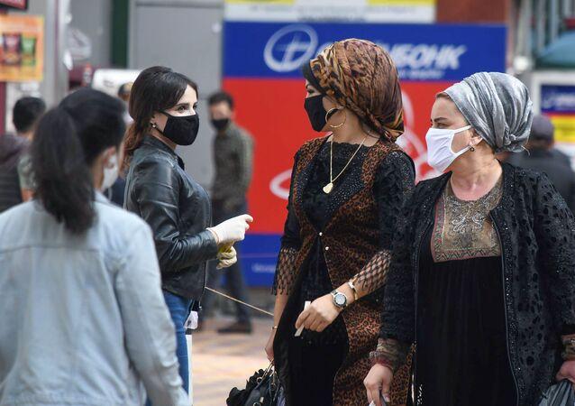 Sytuacja z koronawirusem w Tadżykistanie