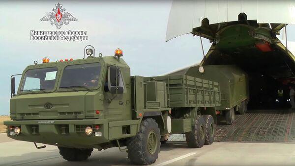 Dostawy S-400 do Turcji - Sputnik Polska