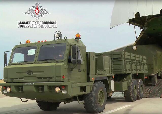Dostawy S-400 do Turcji